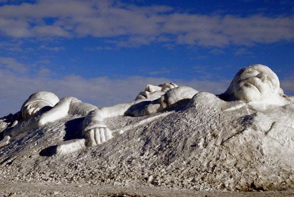 Yurttan ve Dünyadan Kar Manzaraları #snowscenes #13
