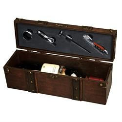 Wine holder Wooden Gift Box - Wine Corporate Gifts