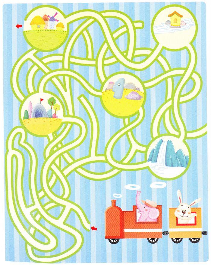 Free Printable Maze Games Kids Puzzles