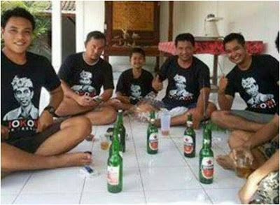 Kisah Para Pendukung Fanatik Jokowi | wisbenbae