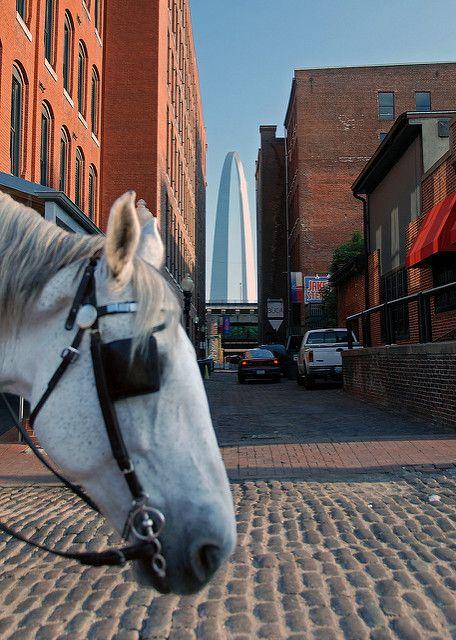 Laclede's Landing, St Louis Photo Credit: R J, via Flickr