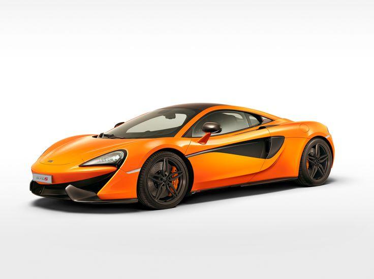 McLaren 570S Coupé Worldwide '2015