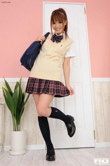 Megumi Haruna (Japanese Gravure Idol)