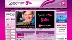 Spectrum FM -  Marbella, Spain.  Brought to you by Voodoo Designz