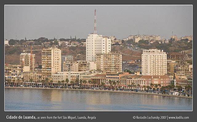 #Luanda 2007