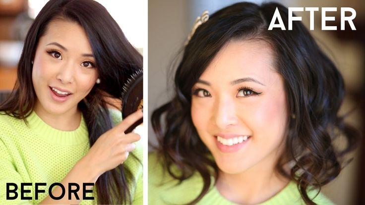 How To Fake Short Hair (Faux Bob) #Hairstyle #Hair
