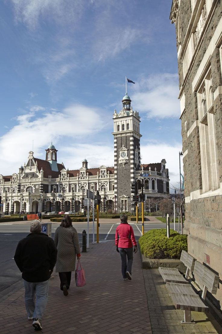 Larnach Castle - The street of Dunedin  #newzealand #dunedin #southisland #larnach #castle #discover #thingstodo #fun #travel #traveltherenext