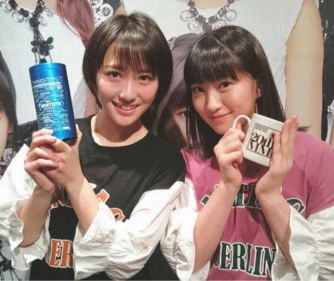 工藤さんと朱音ですよ!!!。羽賀朱音|モーニング娘。'17 12期オフィシャルブログ Powered by Ameba