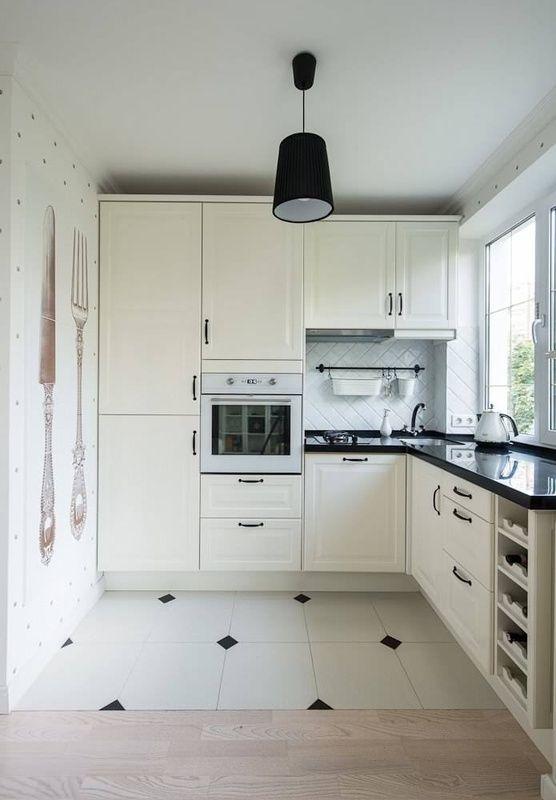 Кухня в белом цвете. Маленькая угловая кухня в современном стиле. #justhome#джастхоум#джастхоумдизайн  ❤️❤️❤️Just-Home.ru Бесплатный каталог дизайн проектов квартир. Более 900 практичных и бюджетных проектов . Переходите на сайт и выбирайте лучшее!  #кухня #кухнябелая #маленькаякухня #угловаякухня #дизайнкухни #идеидлякухни #интерьеркухни #ремонткухни #современнаякухня #кухня2017 #стильнаякухня #фотокухни #бюджетныекухни #ремонт #Современныйдизайн #модныйинтерьер #design #interior