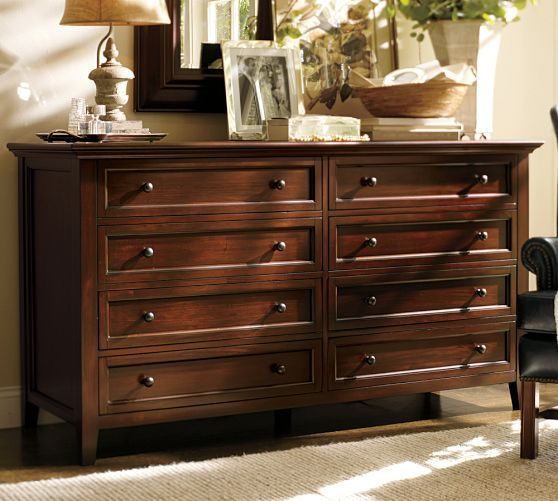 Hudson Extra Wide Dresser Pottery Barn Bedroom Pinterest Stains Pottery And Pottery Barn