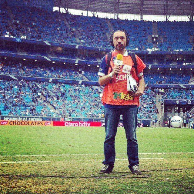 ONZE!FUTEBOL : O futebol, a vida e o jornalismo esportivo!