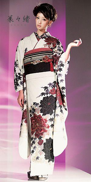 KISEI マリアージュ 成人式 菜々緒振袖コレクション