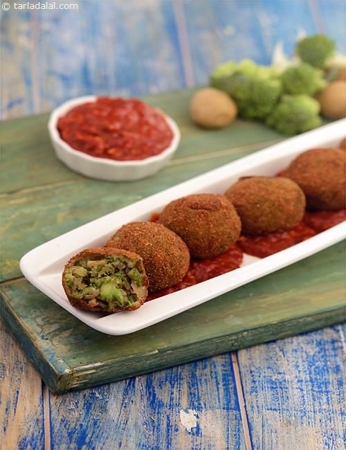 1227 best tarla dalal recipes images on pinterest cooking food broccoli and potato balls forumfinder Images