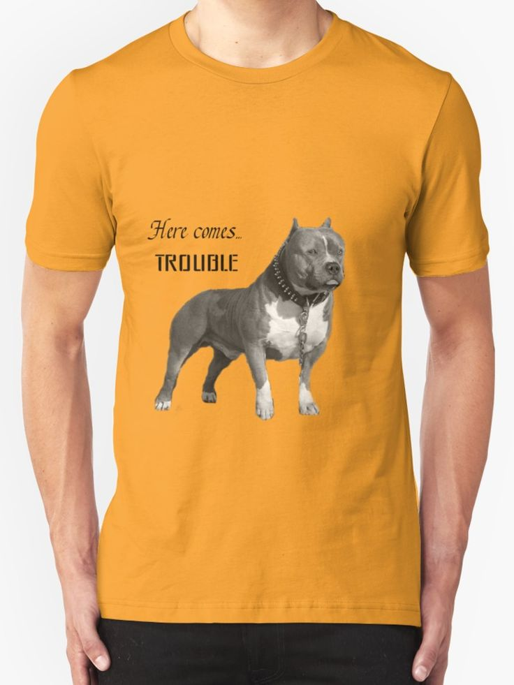 HERE COMES .......TROUBLE by Prescott