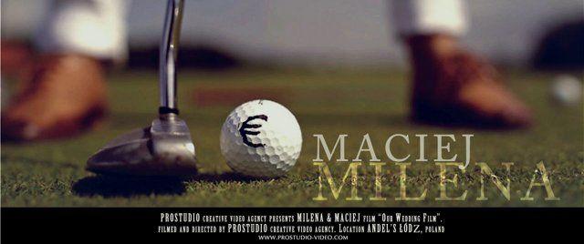 ProStudio Wedding Trailer // Milena & Maciej