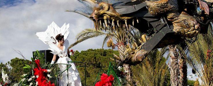 Фотографии карнавала в Ницце  #ницца #карнавал #карнавалвницце #праздник #шоу #сказка