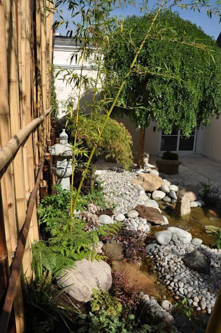 17 meilleures id es propos de style de jardin japonais sur pinterest jardins japonais. Black Bedroom Furniture Sets. Home Design Ideas