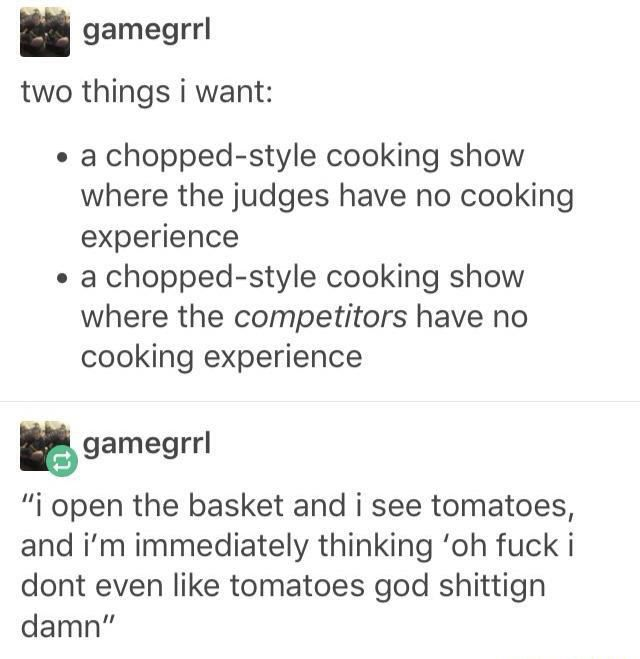 Best 25+ Food network humor ideas on Pinterest   Cutthroat kitchen host, Funny music and Pranks ...