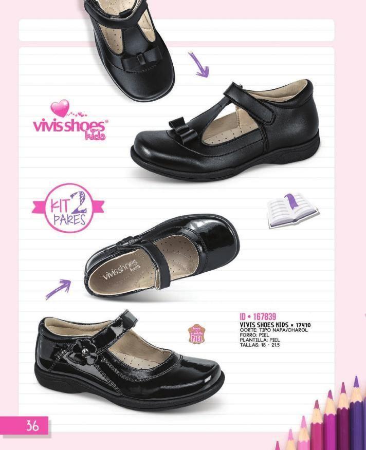 17625a95 CATÁLOGOS VIRTUALES | zapatos escolares in 2019 | Zapatos para niñas,  Zapatos, Calzas