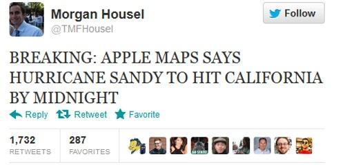 funny hurricane sandy meme