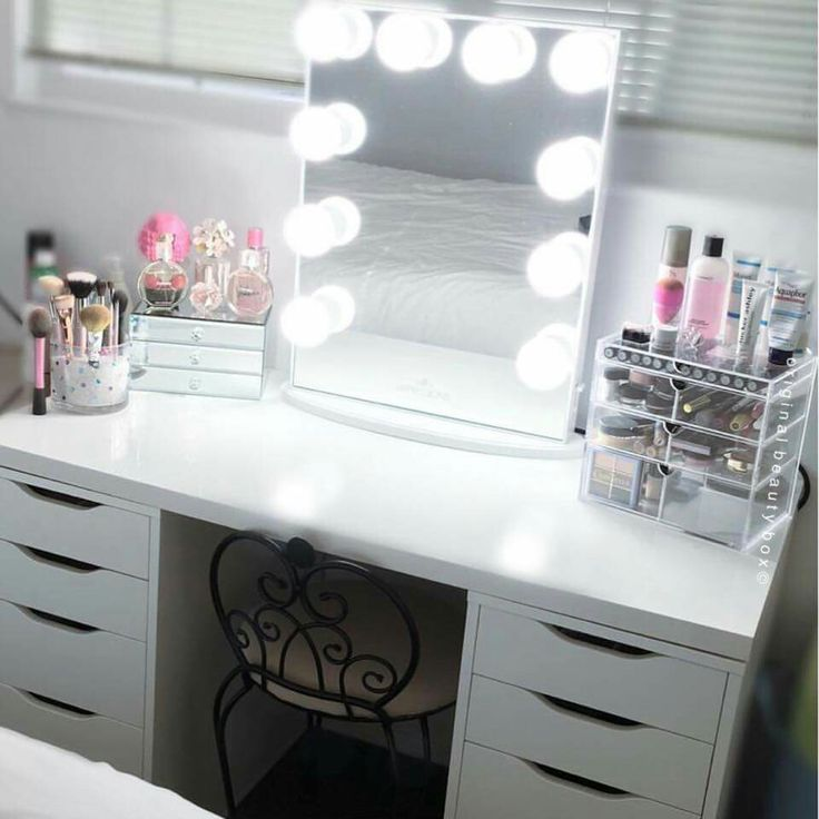 einrichtung ikea make up eitelkeit make up bar make up eitelkeiten makeup selbst gemacht make up ideen beauty make up transparenter make up organizer - Makeup Eitelkeit Beleuchtung Ikea