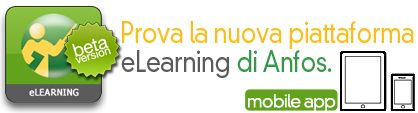 Formazione online sulla Sicurezza sul Lavoro / Online Training on Safety in the Workplace [Anfos eLearning platform]