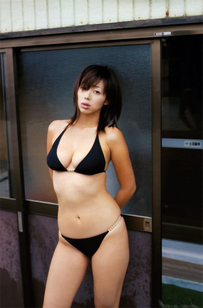 井上和香@Waka Inoue