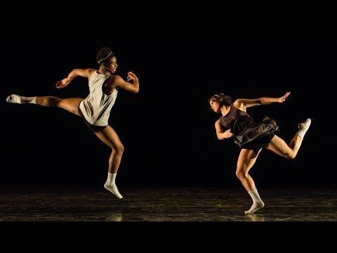 Duke University Dance Program ChoreoLab 2014: Cosmic Parallel - YouTube