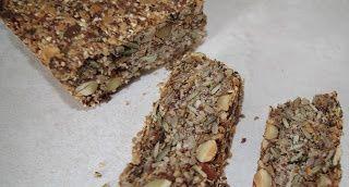 Semienkový chlieb (bez múky, lepku, vajec, kvasníc, kypridla..) - obrázok 6