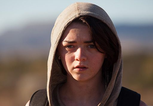 Game of Thrones' Maisie Williams on Lady Stoneheart, 'Snobby' Book Readers and Her New Movie Heatstroke ... oh Maisie