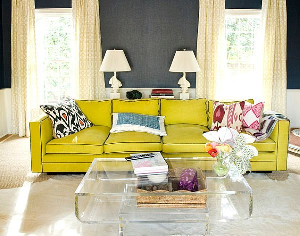 57 best Yellow sofa & chairs images on Pinterest | Armchairs, Homes ...