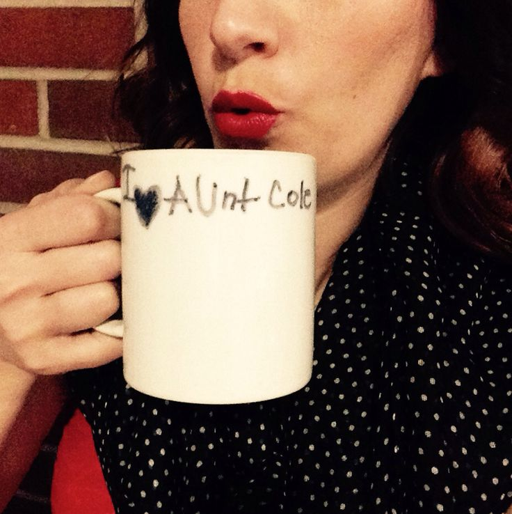 6 years ago today I started the Best Job Ever...being Aunt Cole! Happy Golden Birthday to my handsome nephew Jaiven! #favoritemug #redlipstick #beauticontrol #newscarf #stitchfixfriday #stitchfix https://www.stitchfix.com/referral/359401