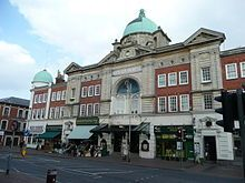The Opera House, Royal Tunbridge Wells, Kent, England was built in 1902.  It became a cinema in 1931.  It was briefly a bingo hall in the 1960's.  As of 1996 it has been converted into a pub.