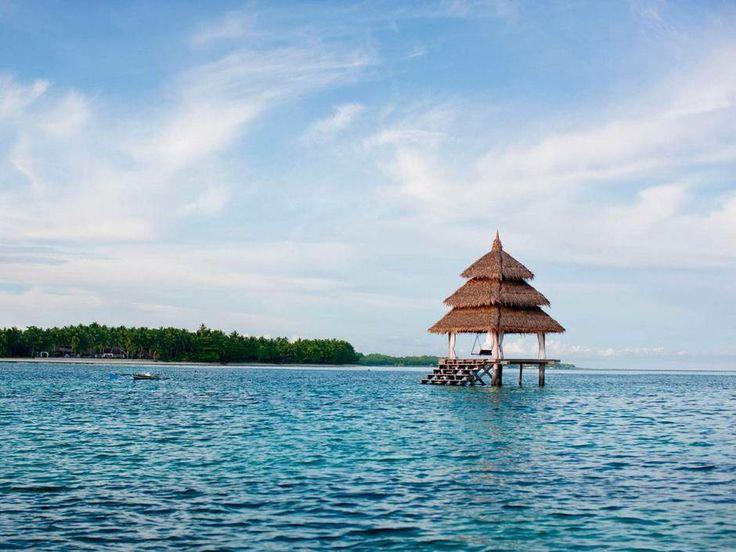 Dedon Island Resort By Jean-Marie Massaud & Daniel Pouzet