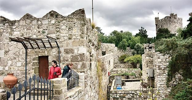 Museums and ancient sites in the western province of Muğla were visited by nearly 850,000 people last year, with the revenue from these visits topping 6 million Turkish Liras