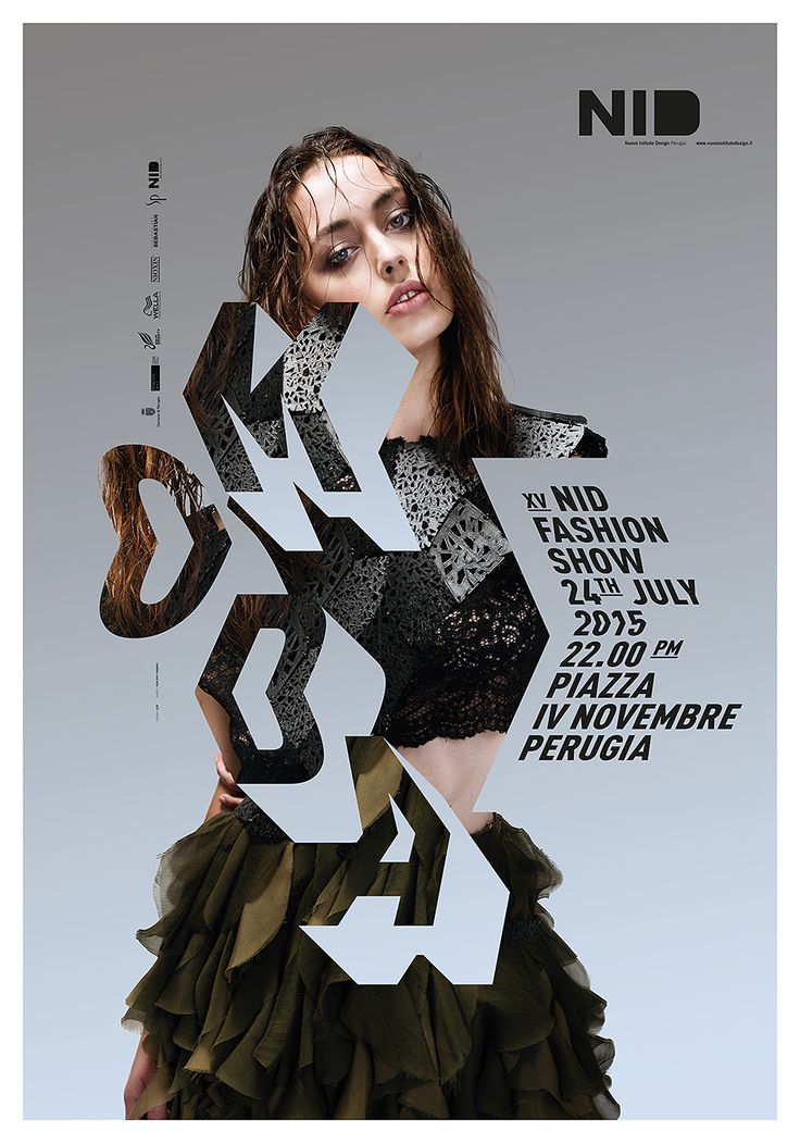 17 Best images about Poster – Fashion Poster Design