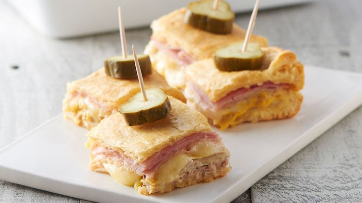 Upgrade that ham and cheese sandwich right this minute with a new take on a stacked Cuban sandwich.