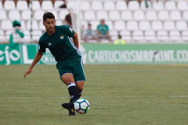 LA CESIÓN DEL BETIS SE LLAMA DE LA HOZ  Albacete Balompié César de la Hoz Fichajes 2017/2018 Fútbol