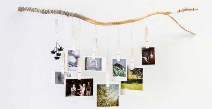 Hängen Sie Fotos auf, um Ihr Zuhause zu dekorieren! 20 Ideen, die Sie inspirieren …