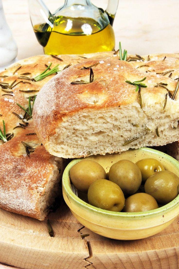 Macaroni Grill Rosemary Bread Copycat Recipe