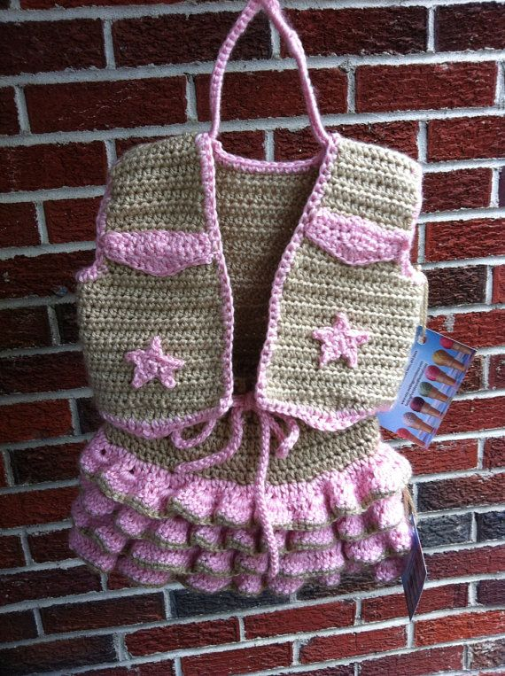 Free Crochet Pattern For Cowgirl Skirt : Pinterest: Discover and save creative ideas