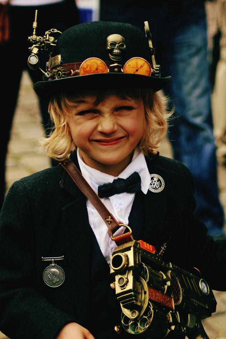 www.szeptaki.pl steampunk kid