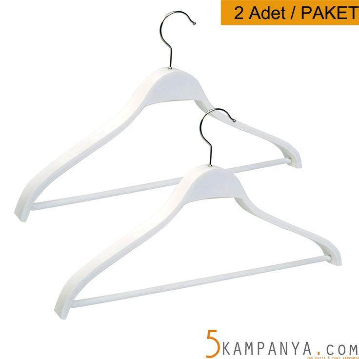 beyaz ceket askısı modelleri