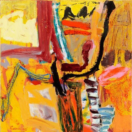 2011 Paintings and Monoprints | Elisabeth Cummings | King Street Gallery