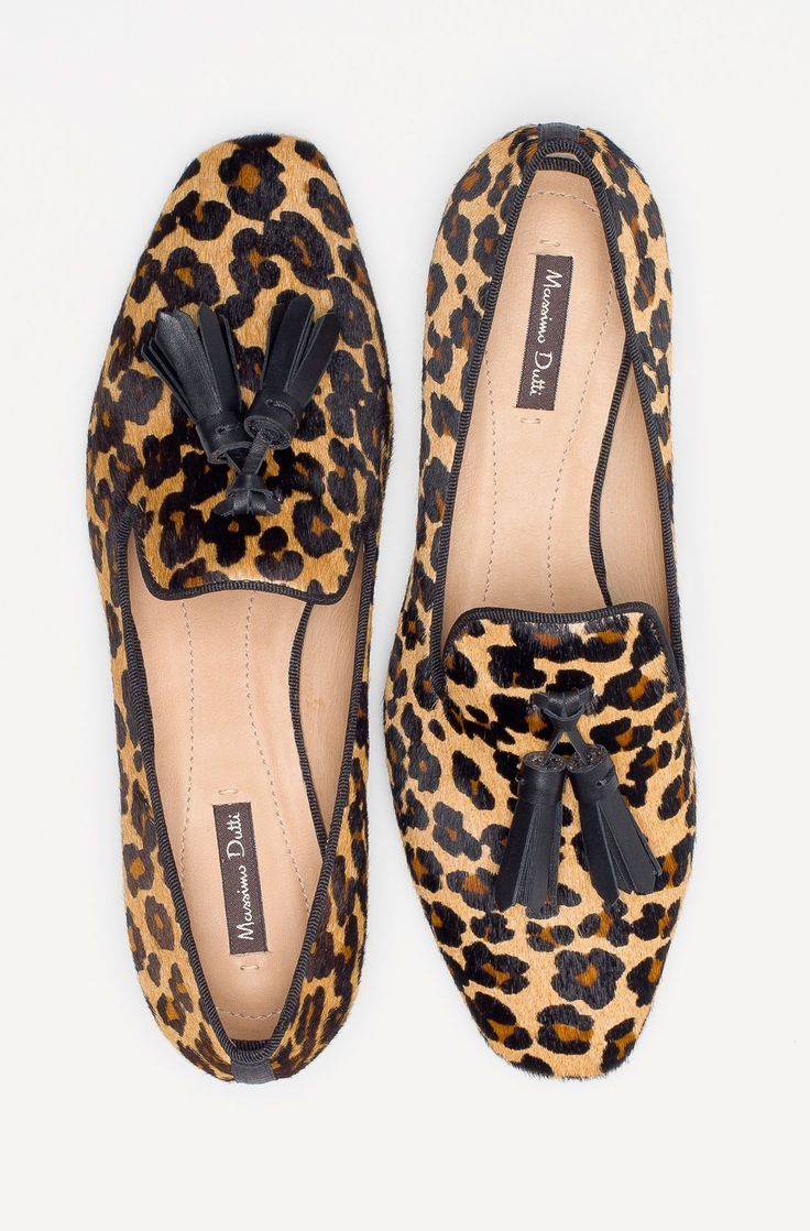 Animal Print Ladies Shoes