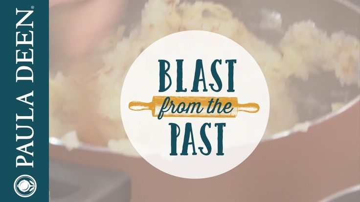 Colcannon Recipe by Paula Deen - Blast from the Past