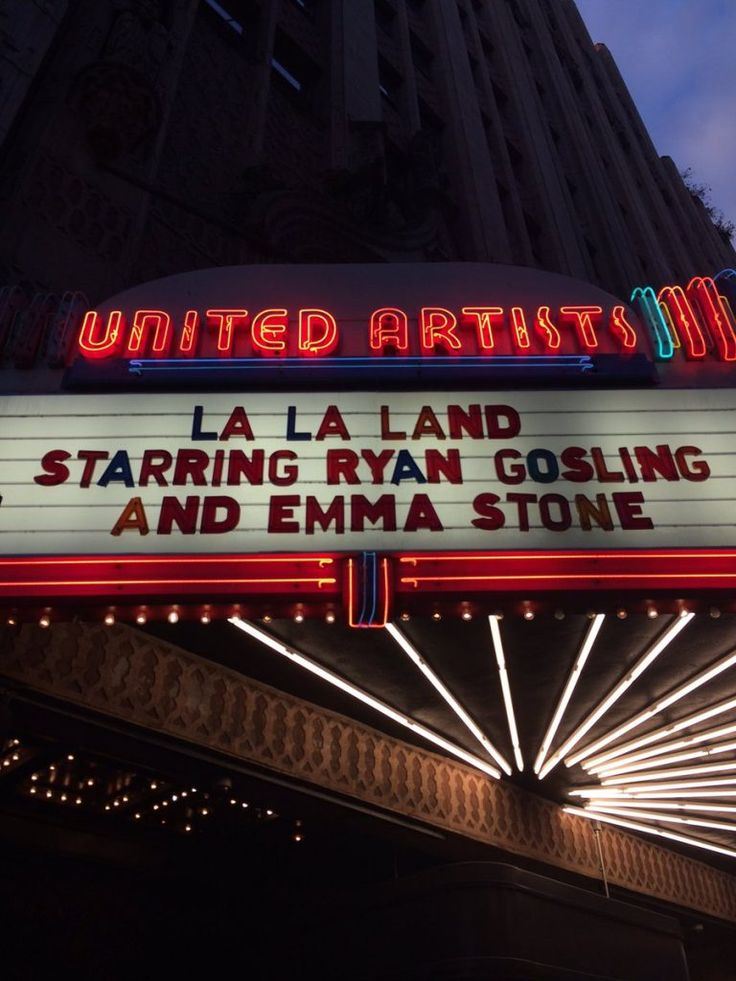 Christmas in La La Land