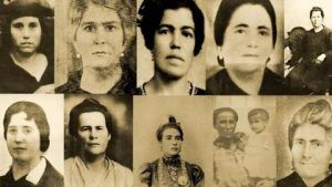 Ecofeminismo, decrecimiento y alternativas al desarrollo: 80 años de su asesinato: Las '17 Rosas de Guillena...