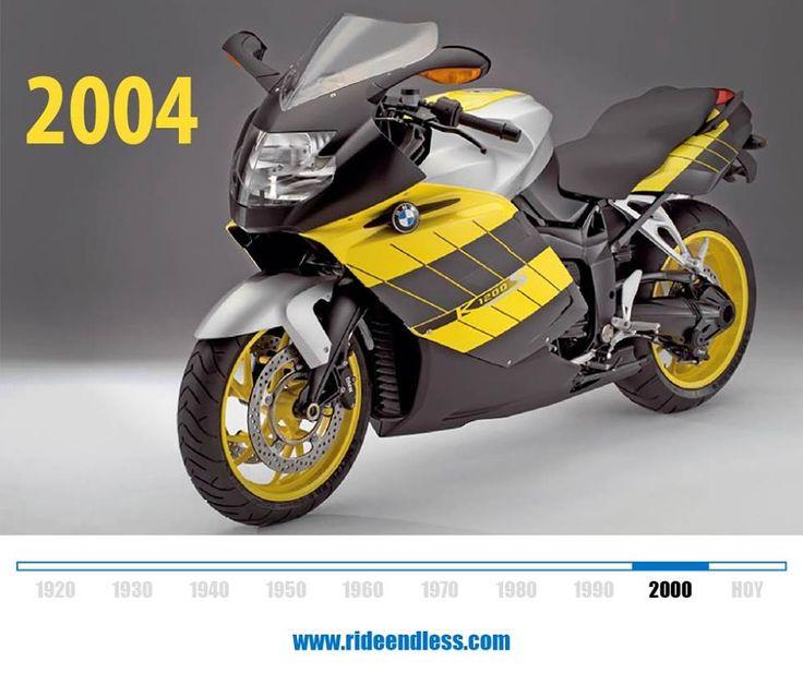 K 1200 S 2004 La K 1200 S presentaba convincentes características deportivas con una gran manejabilidad y potencia siempre bajo control. Comercial informativo para YouTube: http://goo.gl/QY6IWC