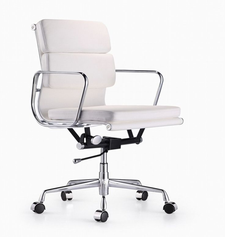 25 best ideas about Leather Office Chairs on Pinterest  White